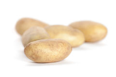 Bunch of potatoes Royalty Free Stock Photos