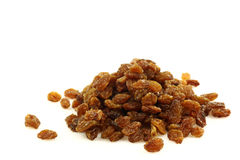 Bunch of raisins Stock Photography