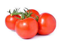 Bunch of red tomatoes Royalty Free Stock Photos