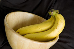 Bunch of rip bananas Royalty Free Stock Image