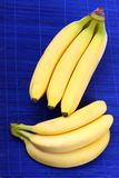 Bunch of ripe banana. Royalty Free Stock Image