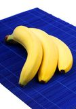 Bunch of ripe banana. Royalty Free Stock Photography