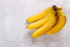 Bunch of ripe bananas Royalty Free Stock Photo