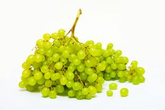 Bunch of ripe grapes Royalty Free Stock Image