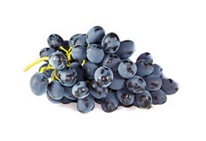 Bunch of ripe grapes Stock Image