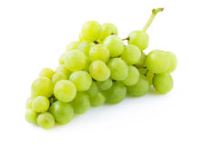 Bunch of ripe grapes. Stock Photos