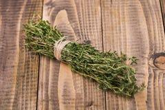 Bunch of rosemary herb Stock Photo