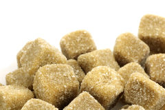 Bunch of salt sugared liquorice candy Royalty Free Stock Image