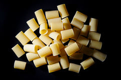Bunch of short pasta Stock Photography