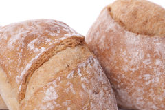 Bunch of small breads Stock Image