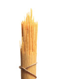 Bunch of spaghetti pasta Royalty Free Stock Photos