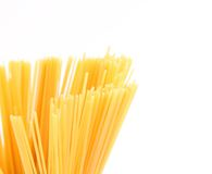 Bunch of spaghetti third number Stock Photography