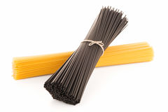 Bunch of spaghetti Royalty Free Stock Photo