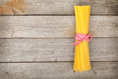 Bunch of spaghetti Royalty Free Stock Photos
