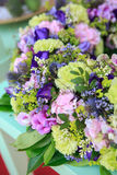 Bunch of summer flowers Royalty Free Stock Photography