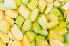 Bunch Thai Melon Stock Photo