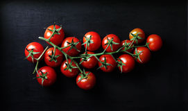 Bunch of tomatoes. Stock Photo
