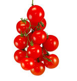 Bunch of tomatoes Stock Photo
