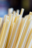 Bunch of uncooked Pasta Royalty Free Stock Photos