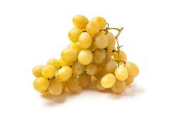 Bunch Of White Grape Stock Photo