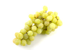 Bunch of white grapes Royalty Free Stock Photos