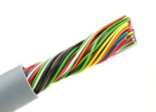 Bunch of wires Stock Image