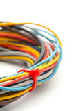 Bunch of wires Royalty Free Stock Photos