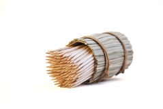 Toothpick Royalty Free Stock Image