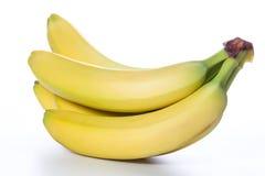 Bunch of Yellow fruit fresh banana Stock Images