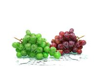 Buncha grapes Royalty Free Stock Images