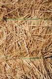 Bunches of hay Stock Images