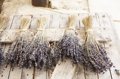 Bunches of lavender Stock Photography