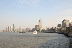 The Bund Royalty Free Stock Photo