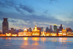 The Bund Royalty Free Stock Photography