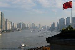 bund Shanghai Zdjęcie Royalty Free