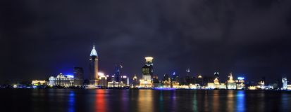 The Bund, SHANGHAI Royalty Free Stock Photography