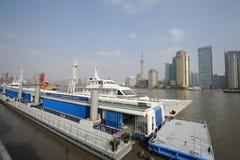 Bund Shanghai Zdjęcia Stock