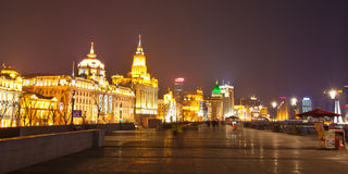 The bund of Shanghai 3 Royalty Free Stock Image