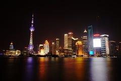 bund Shanghai Zdjęcie Stock