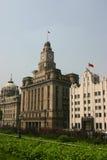 The Bund - Shanghai Royalty Free Stock Photo