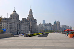 The Bund, Shanghai, China Royalty Free Stock Photography