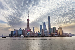 The Bund in Shanghai Stock Images