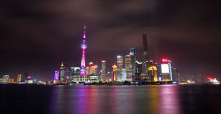 The Bund in Shanghai Stock Image