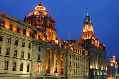 The bund - Shanghai China Stock Photography