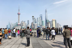 The Bund Royalty Free Stock Image