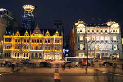 The Bund Shanghai, China Royalty Free Stock Photo