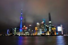 The Bund at Shanghai China Royalty Free Stock Image