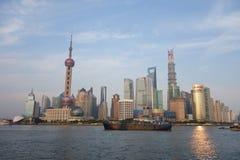 The Bund, Shanghai China Stock Images