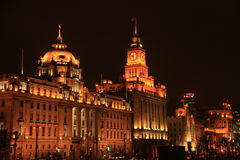 The Bund, Shanghai Stock Image