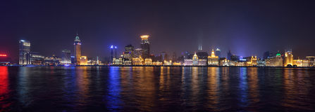 The Bund, Shanghai Stock Photos